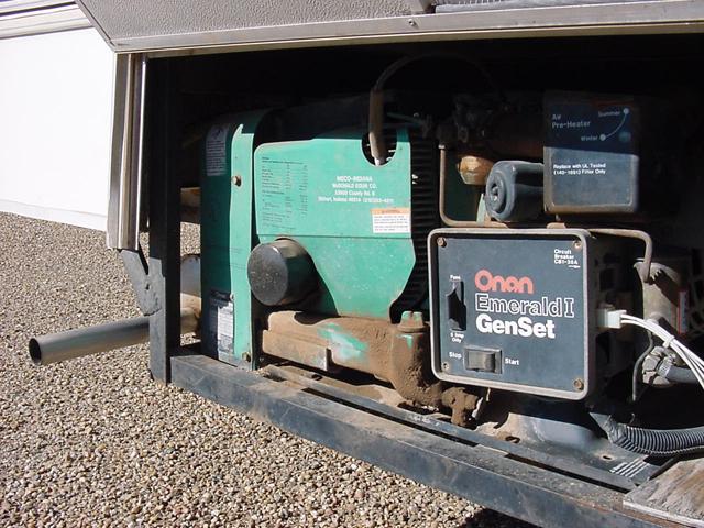 RV Generator Repair Service in Mesa, AZ