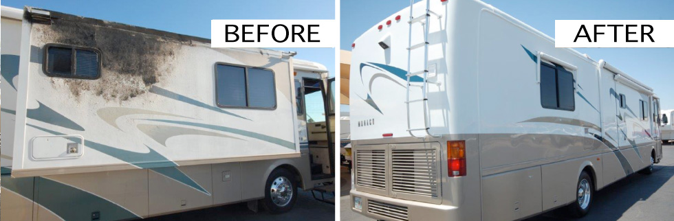 Rv Repair Service Amp Warranty Motorhome Repair Rv